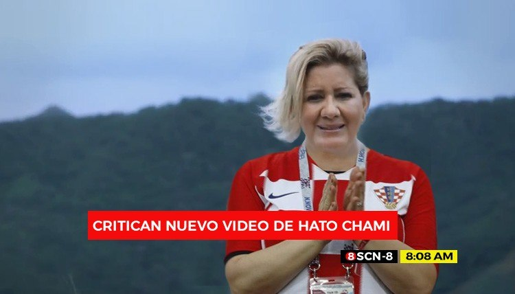 video de Hato Chamí