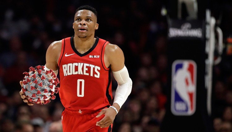 Russell Westbrook covid-19